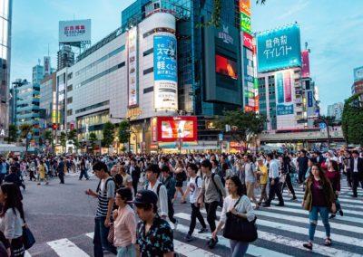 Japon – Le pays d'aujourd'hui et d'hier