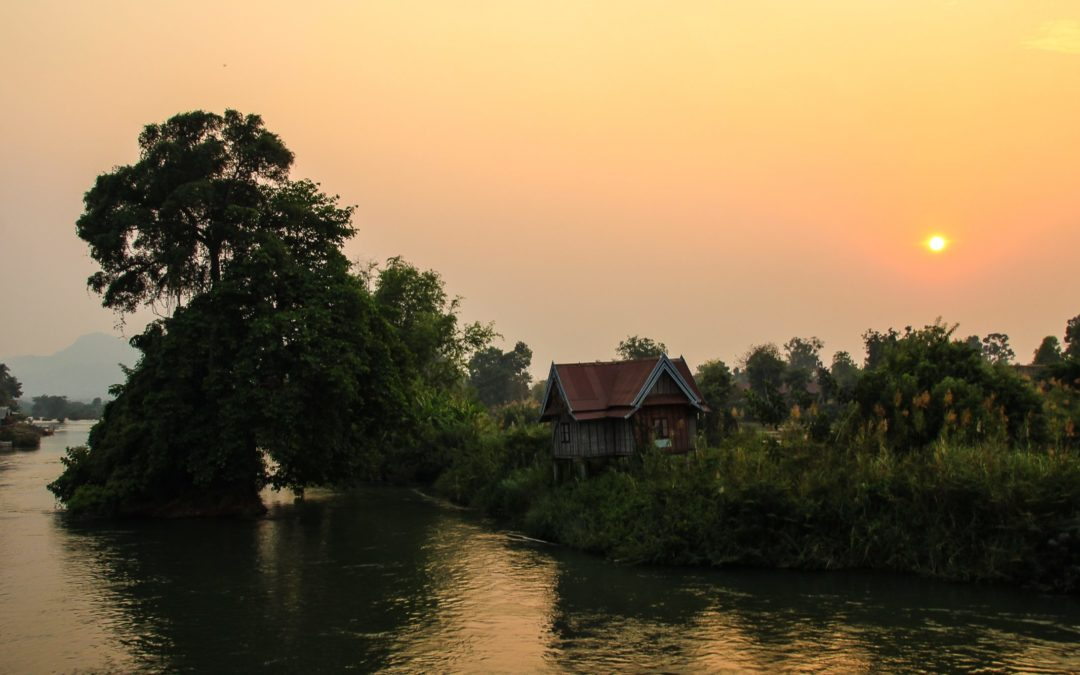 Laos – Circuit le long du mékong