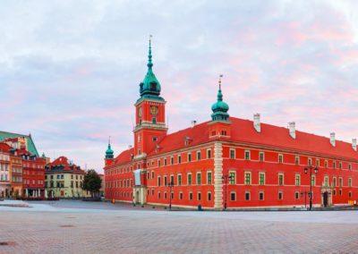 Pologne – Modernité et panorama naturel