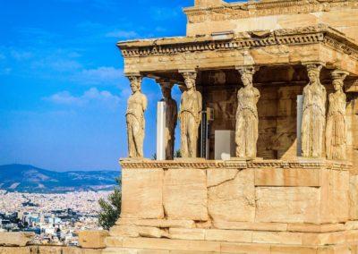 Grèce – Autotour classique