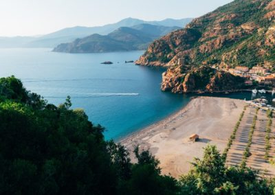 France – Autotour en Corse