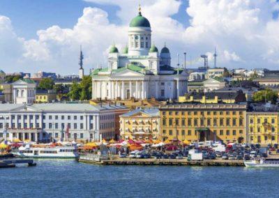 Finlande – Paysage de Finlande