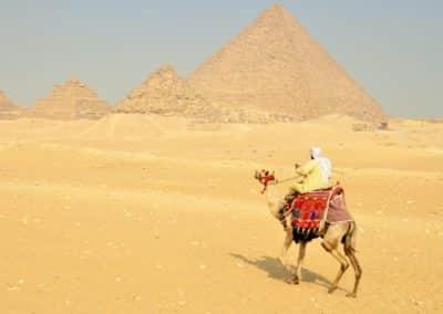 Egypte – De la légende d'Osiris à Louxor