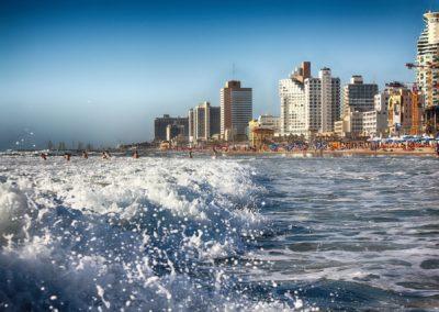 Israel – Autotour des 4 mers