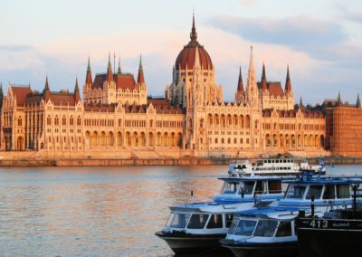 Prague – Vienne – Budapest – Circuit capitales impériales