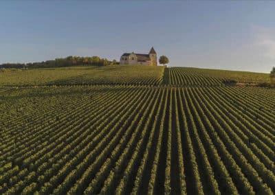 France – Champagne vélo et bulles