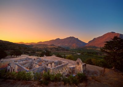 Crète – Autotour d'Ouest en Est