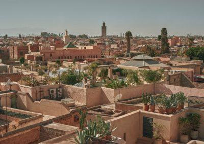 Marrakech – voyage en terre berbère